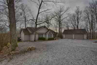 Kuttawa KY Single Family Home Contract Recd - See Rmrks: $259,900