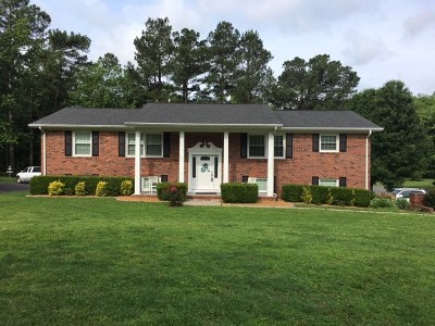McCracken County Single Family Home For Sale: 371 Oakcrest Drive