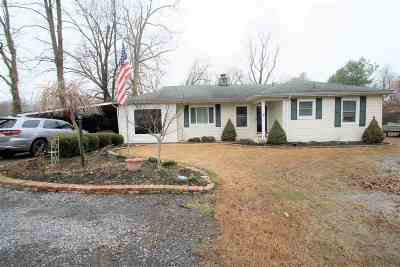 McCracken County Single Family Home Contract Recd - See Rmrks: 3955 Old Us Hwy 45