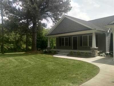 McCracken County Single Family Home For Sale: 1610 Bryan Road
