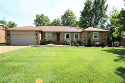McCracken County Single Family Home For Sale: 210 Lutes Road