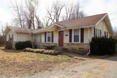 McCracken County Single Family Home For Sale: 4605 Metropolis Lake Road