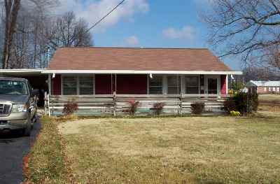 McCracken County Single Family Home For Sale: 3213 Minnich Avenue