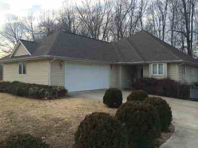 McCracken County Single Family Home For Sale: 1515 Kimbrell