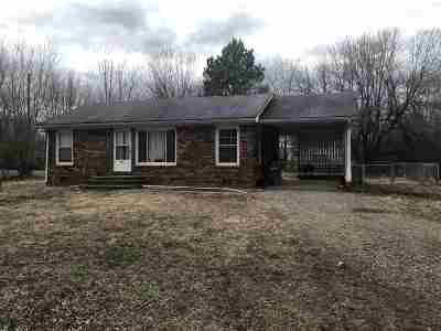 Murray Single Family Home For Sale: 461 Post Oak