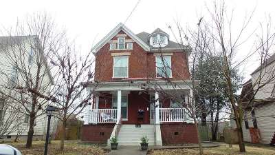McCracken County Single Family Home For Sale: 1722 Jefferson Street