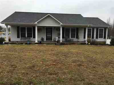 Murray Single Family Home For Sale: 361 Bailey Road