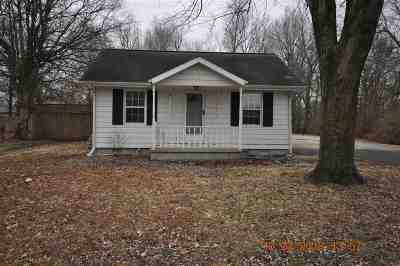 McCracken County Single Family Home For Sale: 3403 E Hovekamp Road
