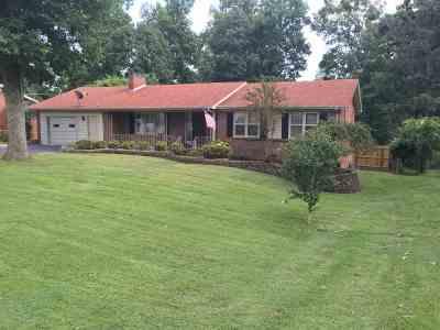 Murray Single Family Home For Sale: 1507 Johnson Blvd