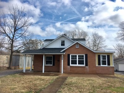 Murray Single Family Home For Sale: 508 N 7th