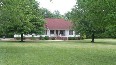 McCracken County Single Family Home For Sale: 6260 S Gumsprings Rd