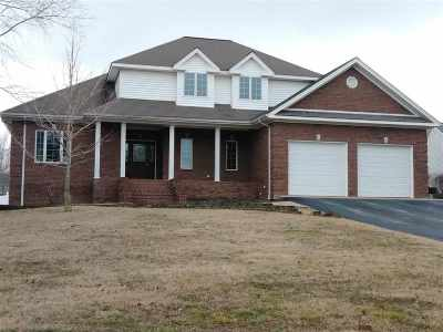 McCracken County Single Family Home For Sale: 624 Derby Circle