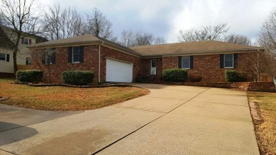 McCracken County Single Family Home For Sale: 1361 S Friendship Rd