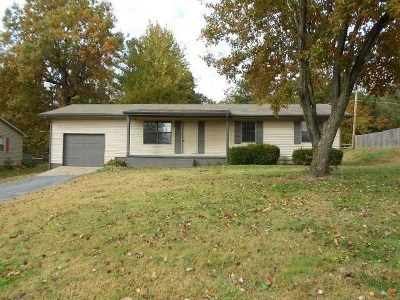 McCracken County Single Family Home For Sale: 5931 Oakhaven Drive