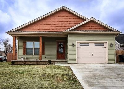 McCracken County Single Family Home For Sale: 125 Keeneland Court