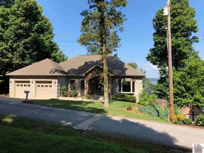 Eddyville Single Family Home For Sale: 1499 Rolling Mill Rd