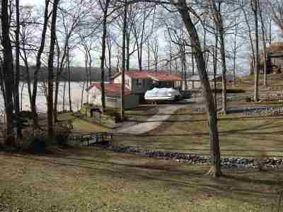 Livingston County, Lyon County, Trigg County Single Family Home For Sale: 546 Riverview Trail