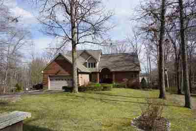 Caldwell County, Calloway County, Livingston County, Marshall County, Trigg County Single Family Home For Sale: 81 Woodridge Lane
