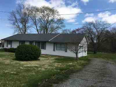 Hazel Single Family Home For Sale: 5653 S Hwy 641