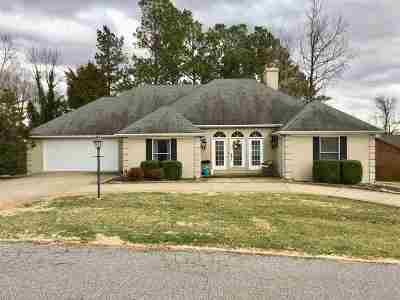 Paducah KY Single Family Home For Sale: $269,900