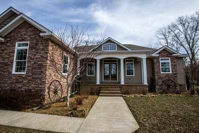 Benton Single Family Home Contract Recd - See Rmrks: 124 Hughes Road