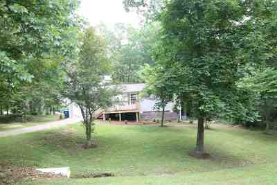 Benton Single Family Home For Sale: 1022 Fox Ridge