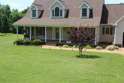 Trigg County Single Family Home For Sale: 90 Rachel Lane