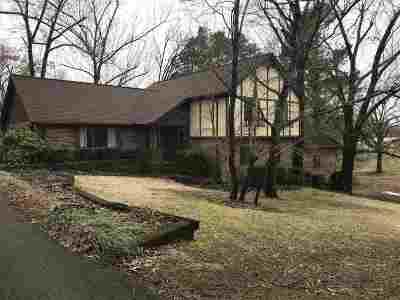 Calvert City Single Family Home For Sale: 772 E 9th Street