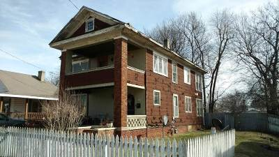 Princeton Single Family Home For Sale: 206 Plum Street