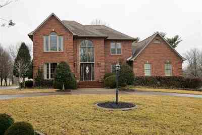 Paducah KY Single Family Home For Sale: $429,900