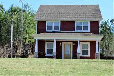 Calloway County Single Family Home For Sale: 46 Pine Bark