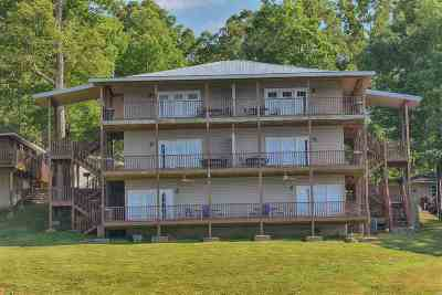 Murray, New Concord, Grand Rivers, Benton, Gilbertsville Condo/Townhouse For Sale: 1024 Paradise Drive