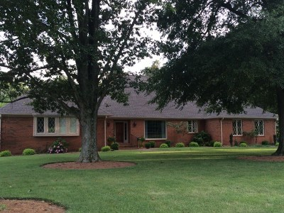Mayfield Single Family Home For Sale: 1300 Dogwood
