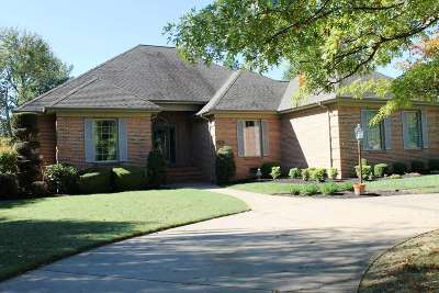 Paducah Single Family Home For Sale: 6350 Saint Andrews Dr
