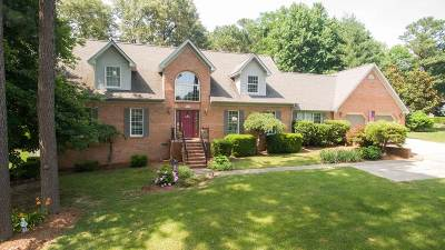 Paducah Single Family Home For Sale: 166 Red Fox Trail