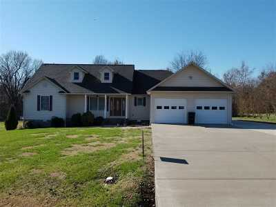 Benton Single Family Home Contract Recd - See Rmrks: 136 Deerfield Circle