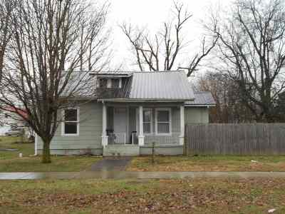 Mayfield Single Family Home For Sale: 515 S 9th