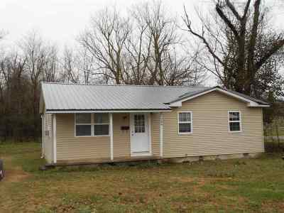 Mayfield Single Family Home For Sale: 617 N 6th
