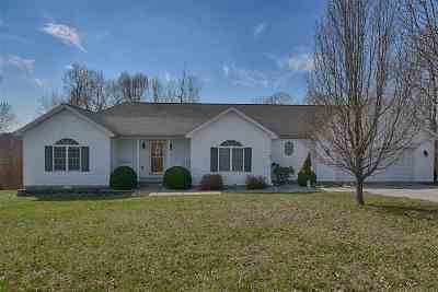 Cadiz KY Single Family Home Contract Recd - See Rmrks: $149,900