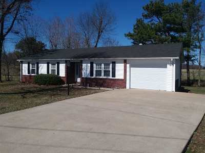 Mayfield Single Family Home For Sale: 234 Coplen Road