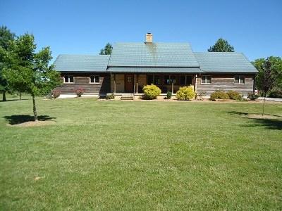 Smithland, Tiline Single Family Home For Sale: 1028 Pisgah Road
