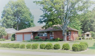 Murray Single Family Home For Sale: 1510 Sycamore Street