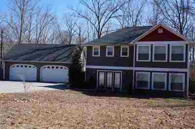 Murray Single Family Home For Sale: 125 Streetland Drive