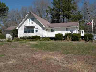 Eddyville Single Family Home For Sale: 221 Arrowhead