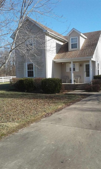 Calvert City Single Family Home For Sale: 132 Jacey Blake Drive