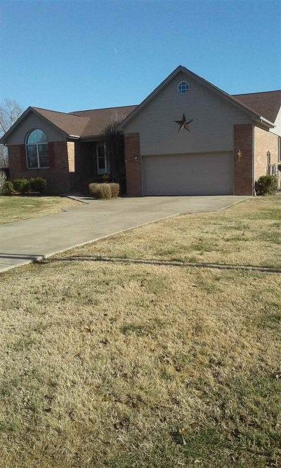 Calvert City Single Family Home For Sale: 92 Jacey Blake Drive