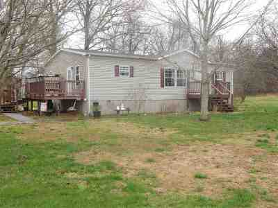 Benton KY Manufactured Home For Sale: $79,900