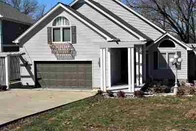 Livingston County, Lyon County, Trigg County Single Family Home For Sale: 604 Carriage Cove