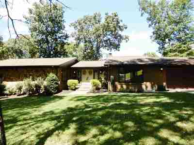 Calvert City Single Family Home For Sale: 764 Linden Street