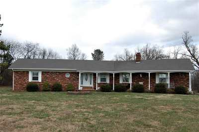 Paducah Single Family Home For Sale: 125 Cottonwood Lane
